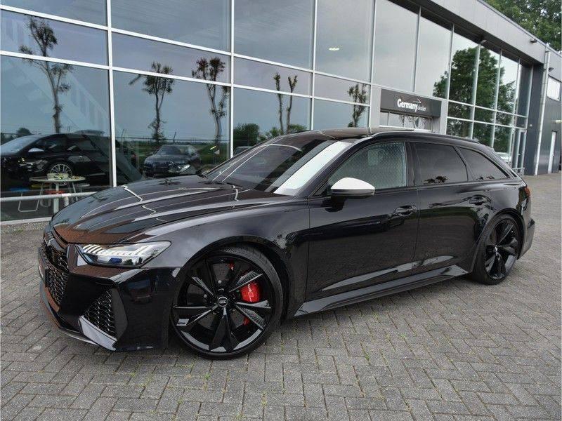Audi RS6 4.0TFSI 600pk Quattro Keramiek Carbon B&O High-End Softcl Nachtz TV Laser Standk VOL!! afbeelding 1