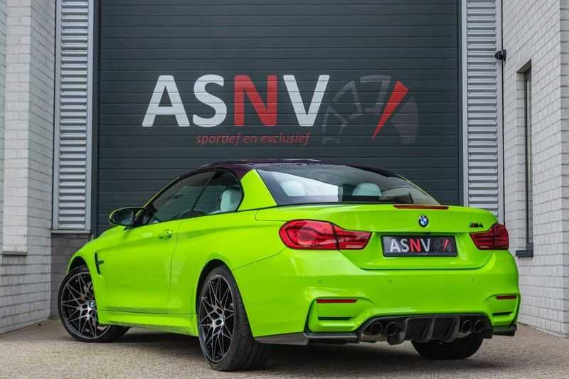 BMW M4 Cabrio Competition, DCT, 450 PK, Harman/Kardon, LED. Comfort/Toegang, Surround View, DAB, Head/Up, 9500KM!! afbeelding 9