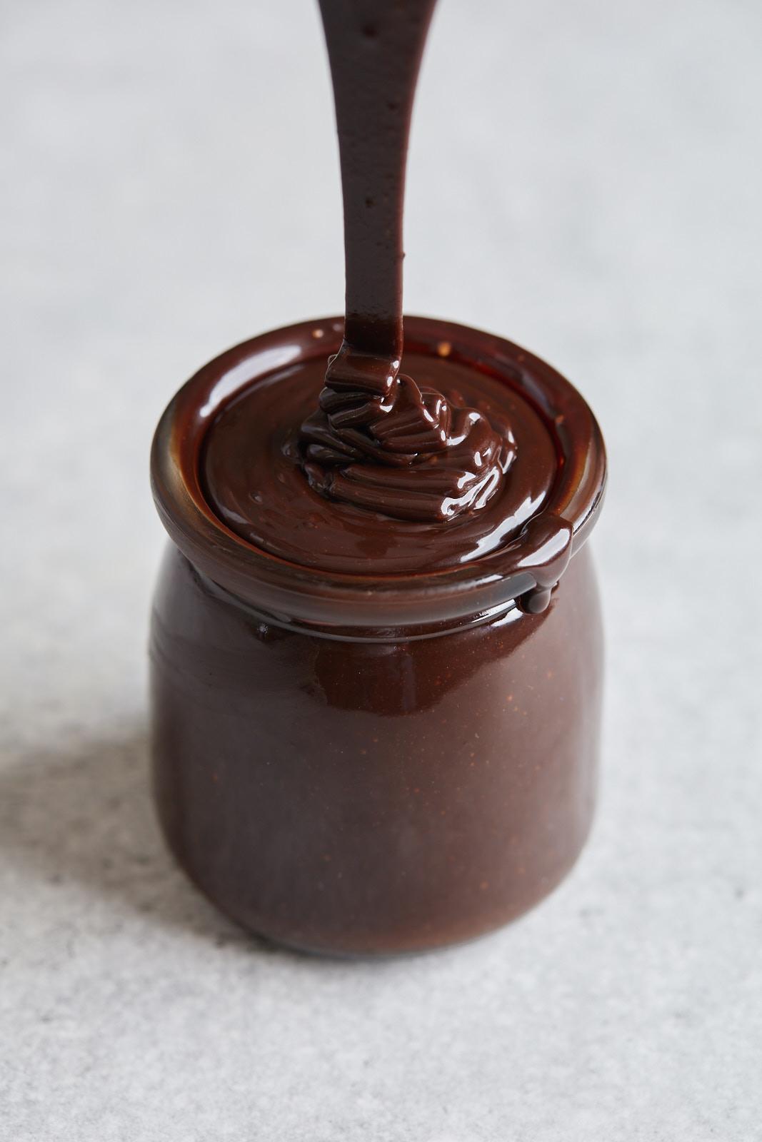 Easy Homemade Hot Fudge Sauce