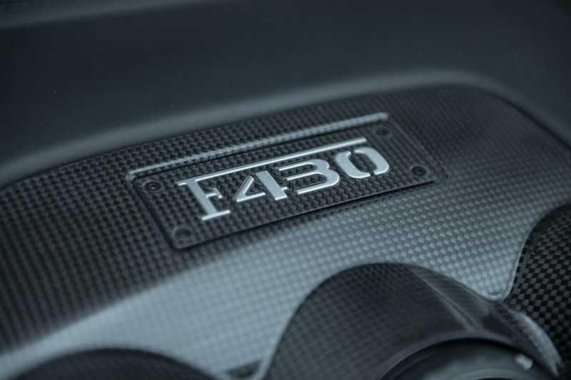 Ferrari F430 F1 Coupe Rosso Corsa + Excellent Condition afbeelding 16