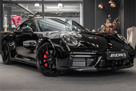 Porsche 911 992 4S Coupe Sport Design Pakket Pano ACC 18 Weg 3.0 Carrera 4 S