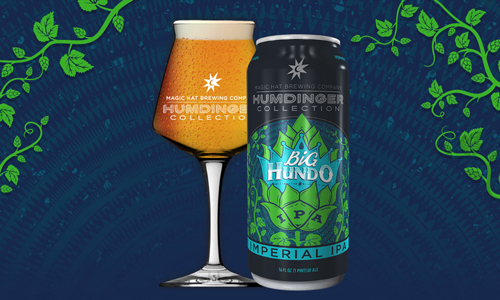 Magic Hat Presents Big Hundo
