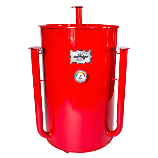 BBQ Gateway Drum Smokers 55G Rouge