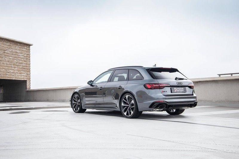 Audi RS4 Avant 2.9 TFSI 450 pk RS 4 quattro   Panoramadak   Assistentiepakket Tour/City   Matrix LED   Bang & Olufsen 3D Sound afbeelding 13