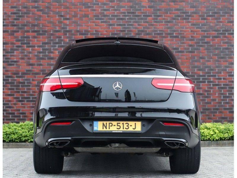 Mercedes-Benz GLE Coupé 43 AMG 4-Matic B&O*TV*Leder*Standkachel*Airmatic*VOL!* afbeelding 21