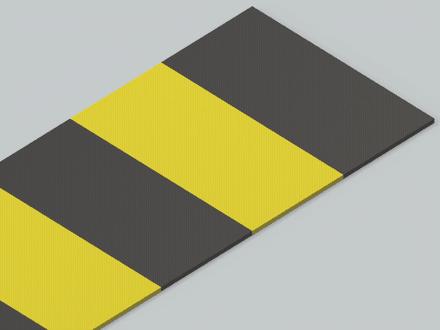 Clear-Path Walkway Mat