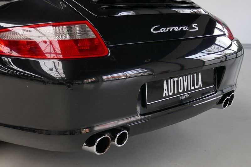 Porsche 911 Cabrio 3.8 Carrera S Keramisch - Sport chrono afbeelding 23