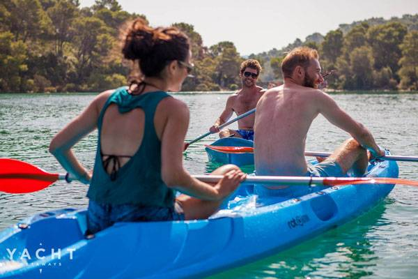 Embracing Spontaneity On Your Croatian Sailing Getaway