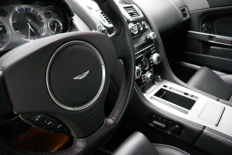 Aston Martin V8 Vantage 4.7 V8 Sportshift Carbon sportstoelen afbeelding 25