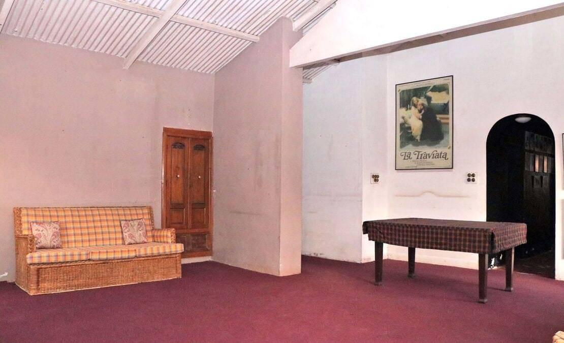 Living room at Kenilworth