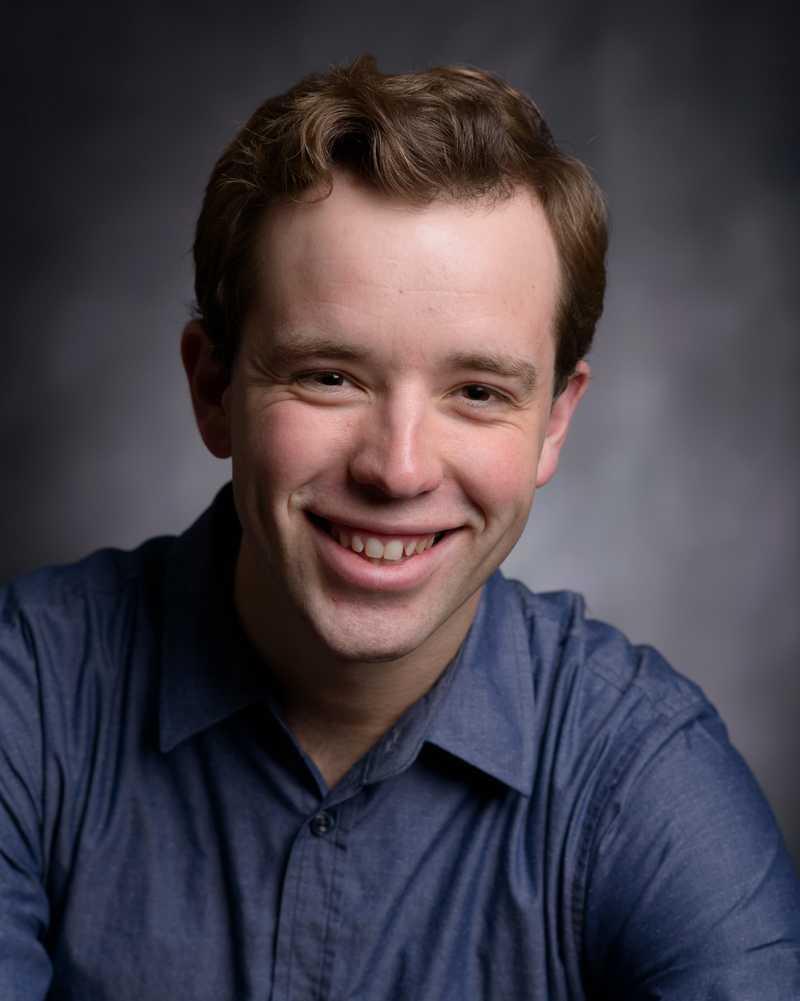 portrait of Derek Phelps
