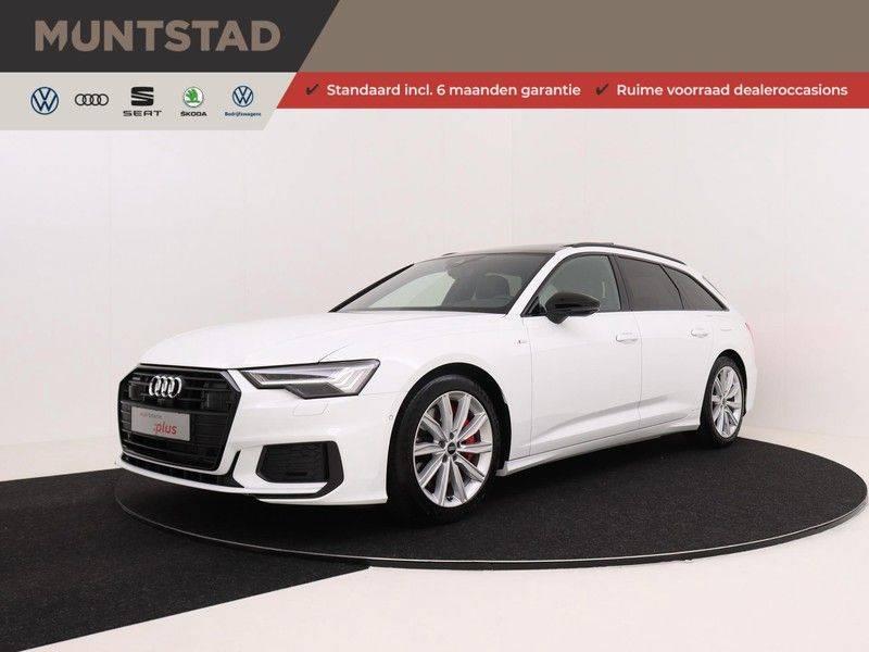 Audi A6 Avant 55 TFSI e 367 pk quattro Competition   Panoramadak   Assistentiepakket Tour/City   B&O   Comfortstoelen met massage/ventilatie   Keyless Entry   Verlengde fabrieksgarantie   afbeelding 1