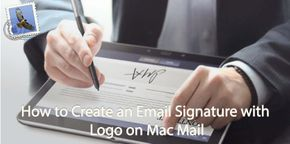 How to Create an Email Signature with Logo on Mac Mail