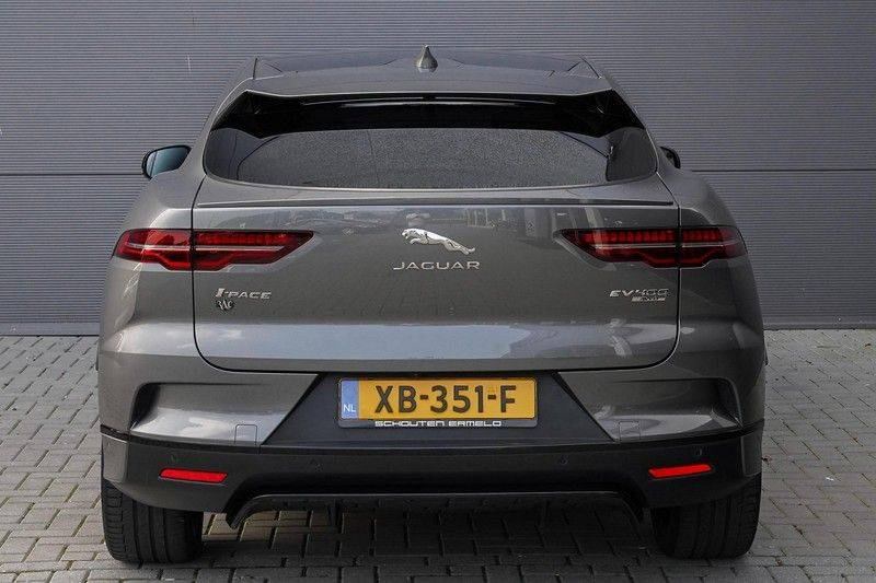 """Jaguar I-PACE EV400 First Ed Pano Luchtvering Meridian 22"""" afbeelding 10"""