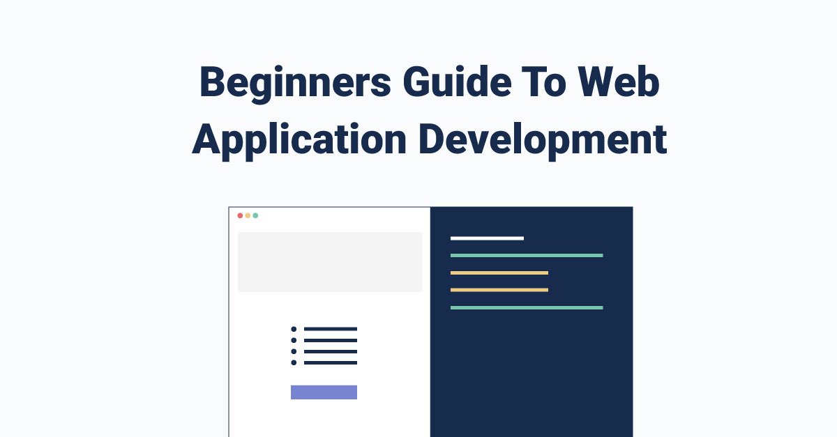 Guide to web application development