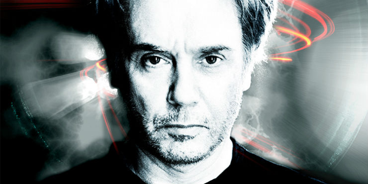 Electronica 1: The time machine by Jean Michel Jarre