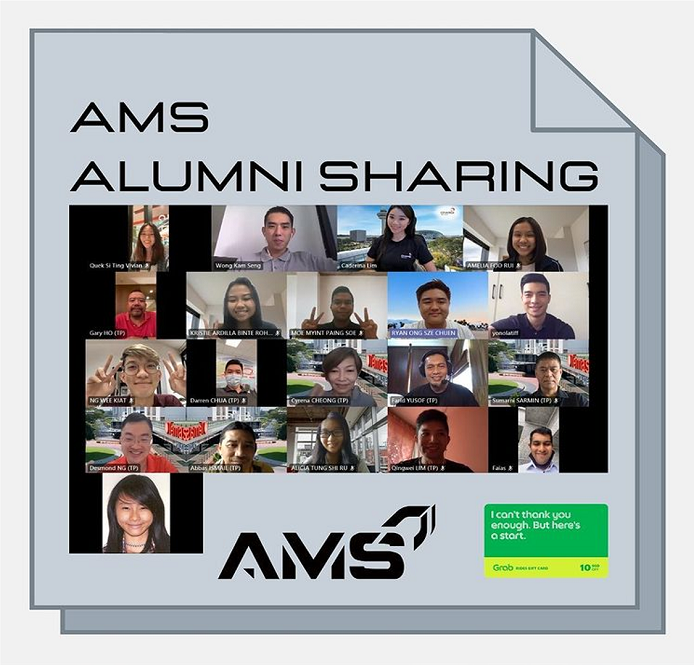 AMS Alumni
