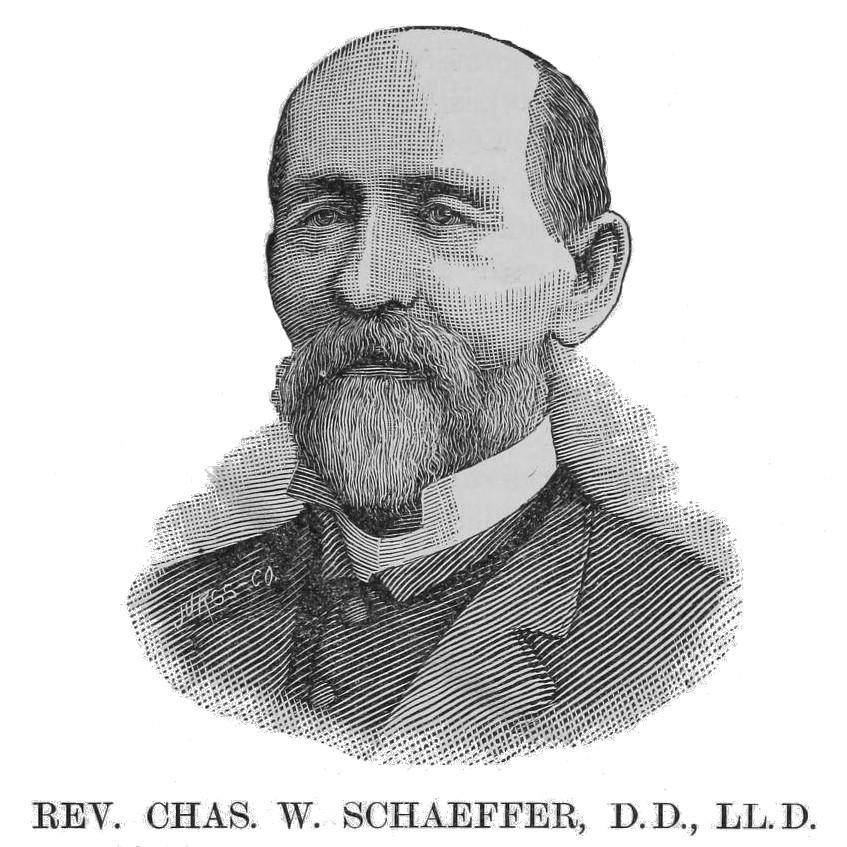 Charles William Schaeffer