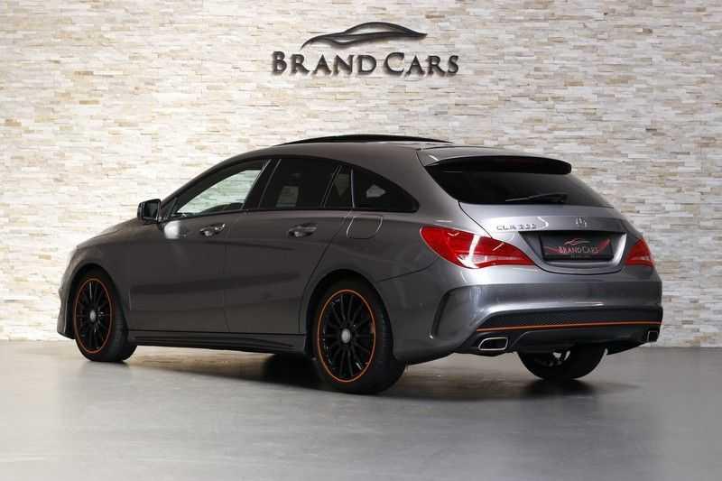 Mercedes-Benz CLA-Klasse Shooting Brake 200 OrangeArt Edition | VERKOCHT! | | Panoramadak | Memory stoelen | AMG Pakket | Night Pakket | Achteruitrijcamera | afbeelding 19
