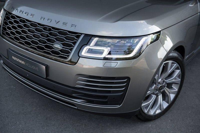 Land Rover Range Rover 3.0 TDV6 Autobiography Verwarmde Gekoelde en Massage Stoelen + Trekhaak + Adaptive Cruise Control + Head Up Display + 360 Camera afbeelding 9