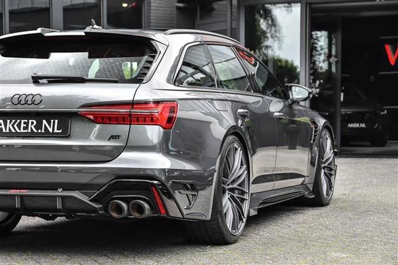 Audi RS6 RS6R ABT LIMITED 1/125 (740 PK / 920 NM) NP.305K afbeelding 23