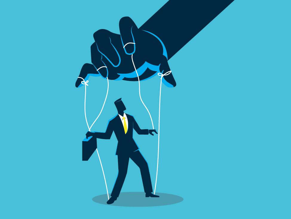 How micromanagement downsizes your success