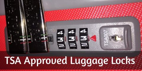 TSA Luggage Locks – Why Do You Need Them and the Best One