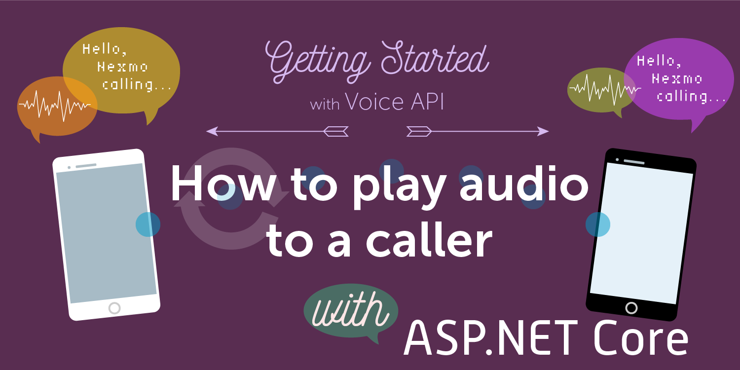 How to Play Audio to a Caller in ASP.NET Core