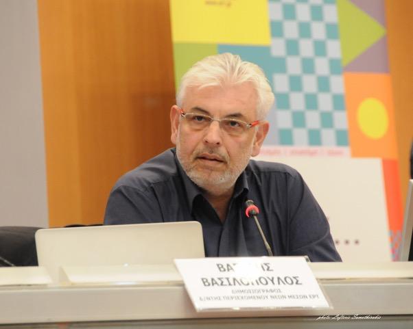 Vasilis Vasilopoulos
