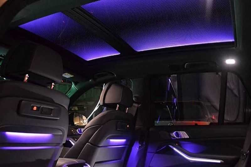 "BMW X5 M50d 400pk Skylounge Luchtv DA+ PA+ Trekh NL-auto 22"" Comfortzetels afbeelding 25"