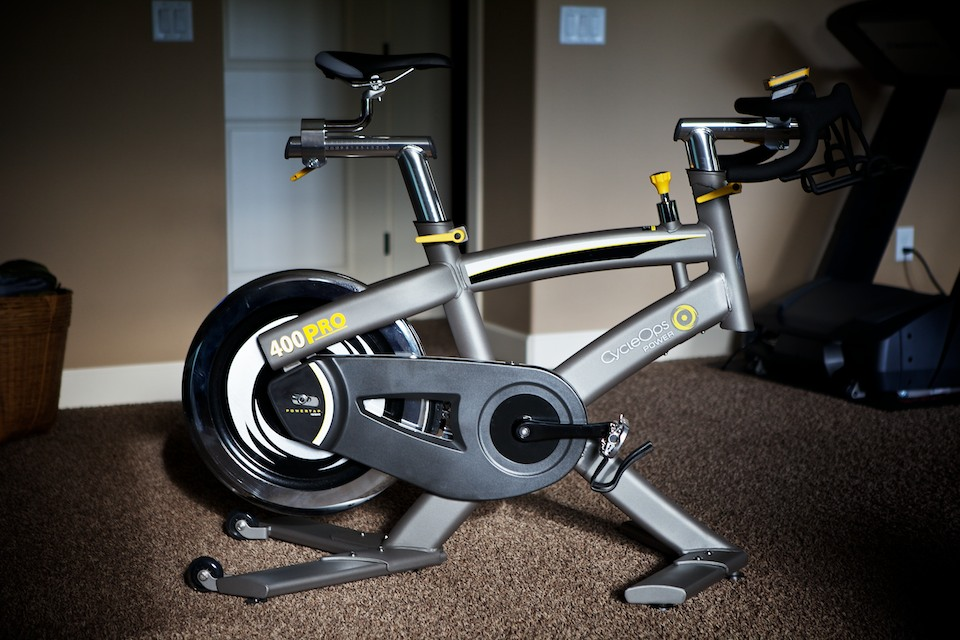 CycleOps 400 Pro Indoor Trainer