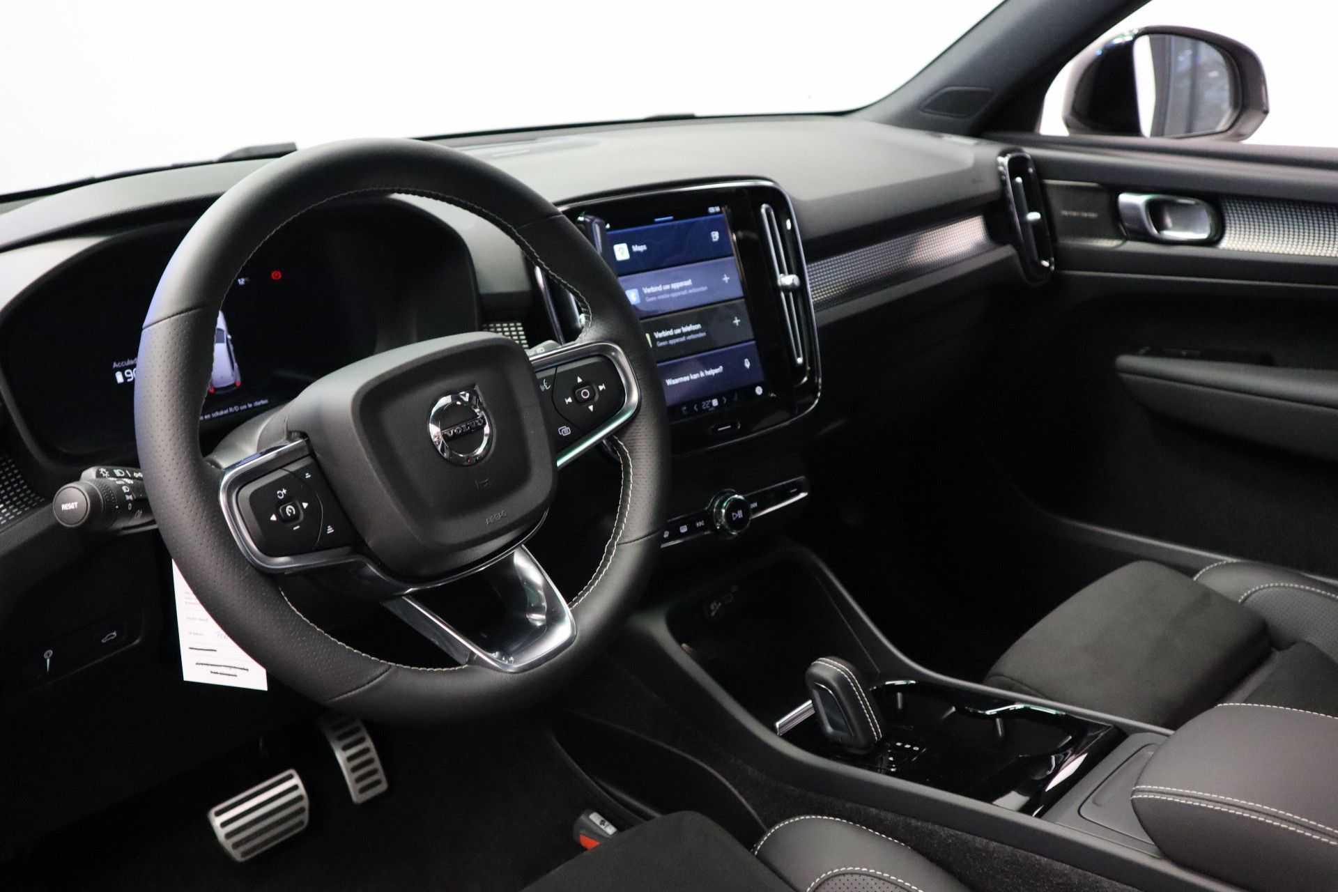 "Volvo XC40 Recharge P8 AWD R-Design EX BTW! Panoramadak 360 Camera 20""LM 8% Bijtelling Direct Leverbaar afbeelding 11"