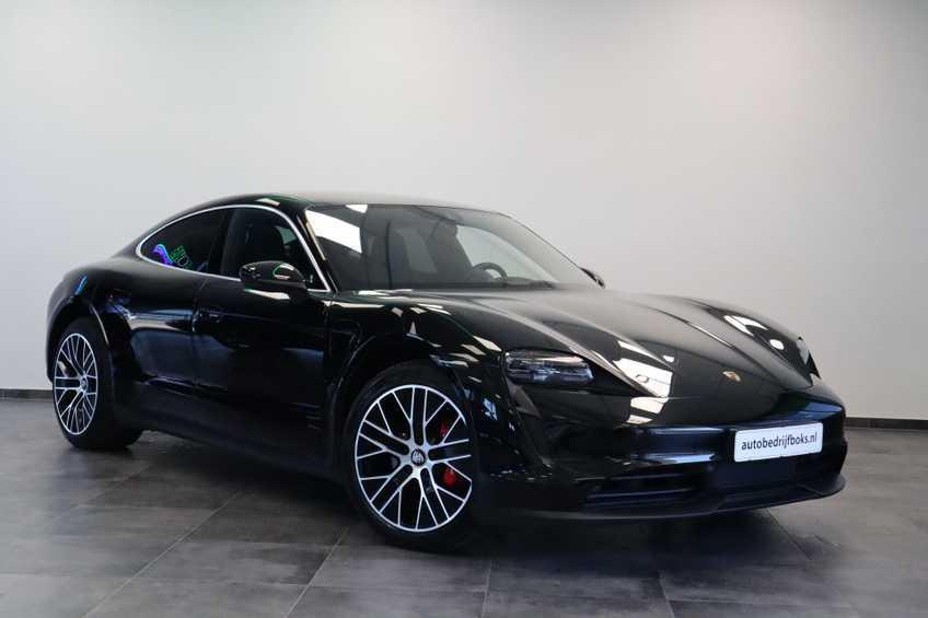 Porsche Taycan 4S Performance 571pk! | Prijs ex.btw 102.950,- | Full-Led Sport-Chrono Panoramadak Warmtepomp *tot 24 maanden garantie (*vraag naar de voorwaarden)