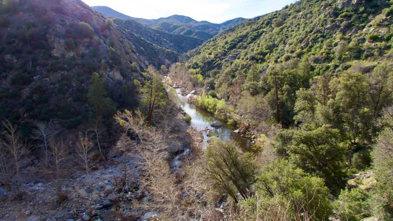 Deep Creek Canyon