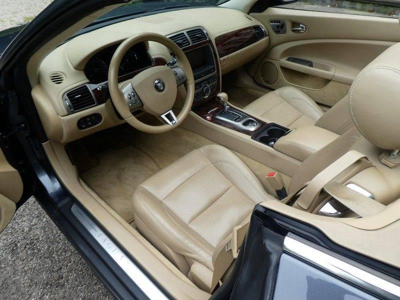 Jaguar XKR 4.2 V8 Convertible afbeelding 3