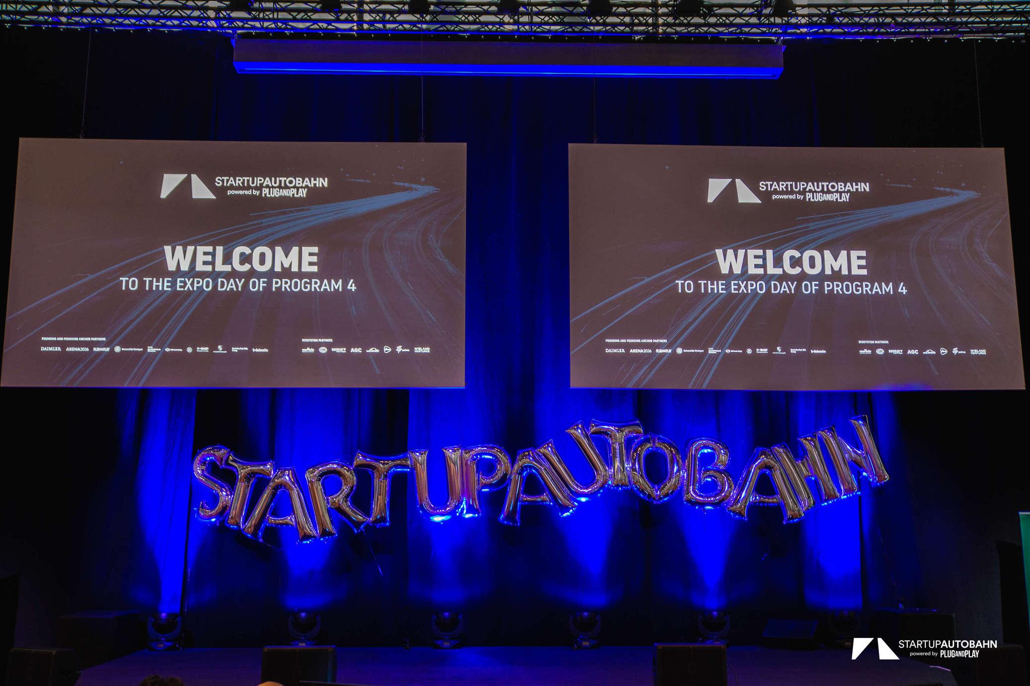 EXPO Day 5 | STARTUP AUTOBAHN