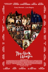cover New York, I Love You