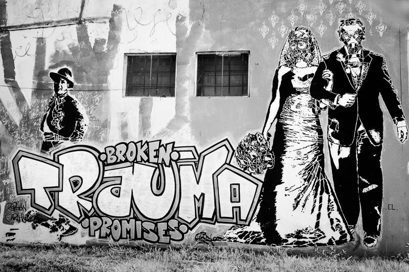Broken Promises ·La Boca, Buenos Aires, Argentina