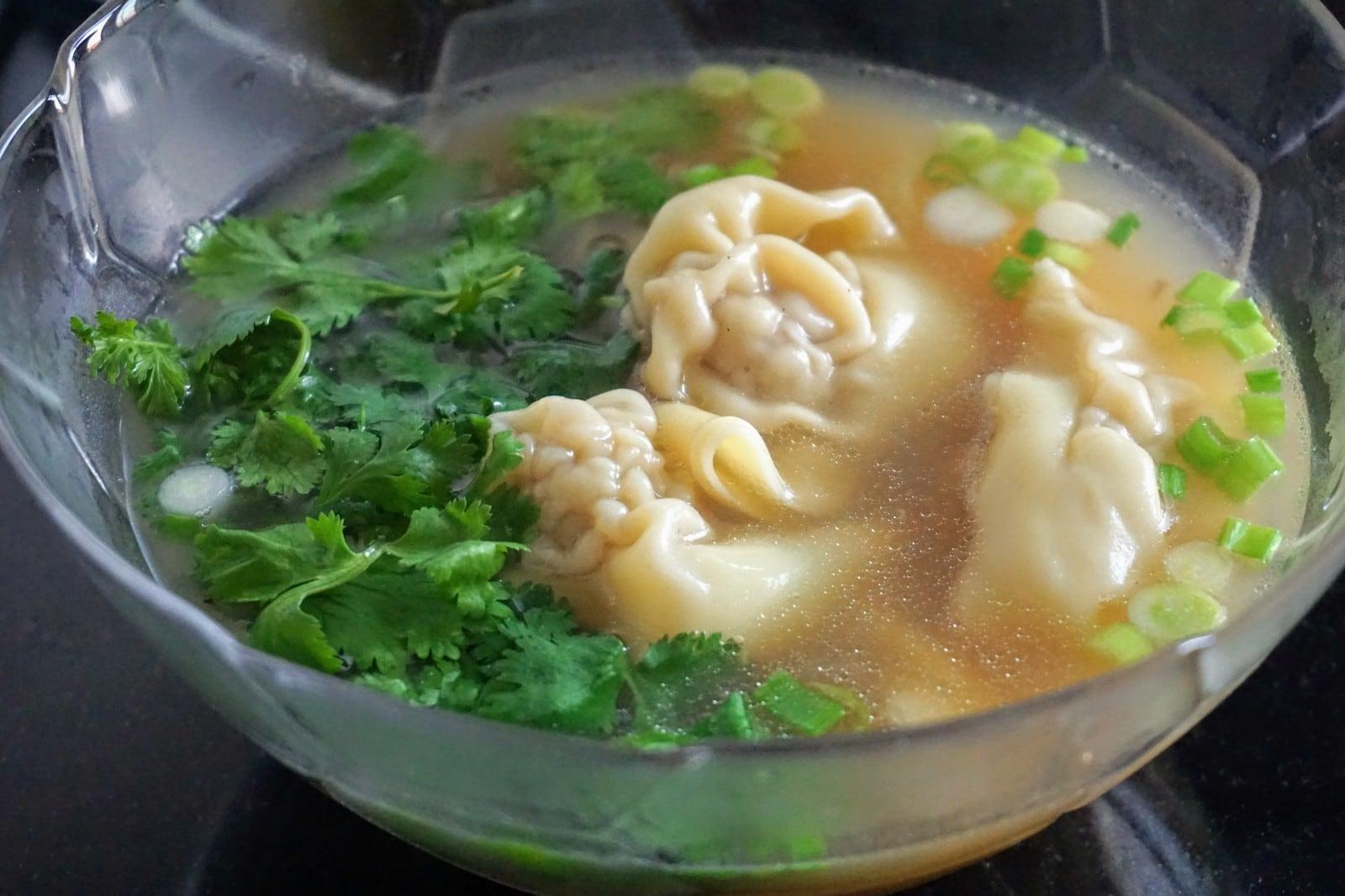 photo: Pork Shrimp Dimsum Soup