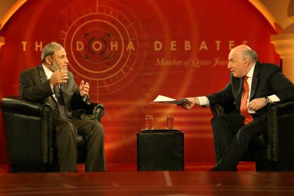 Doha Debates win three prestigious TV awards in US