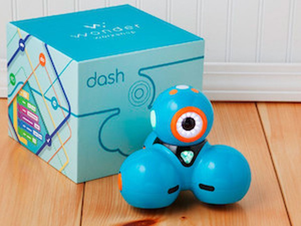 Wonder Workshop's Dash Robot