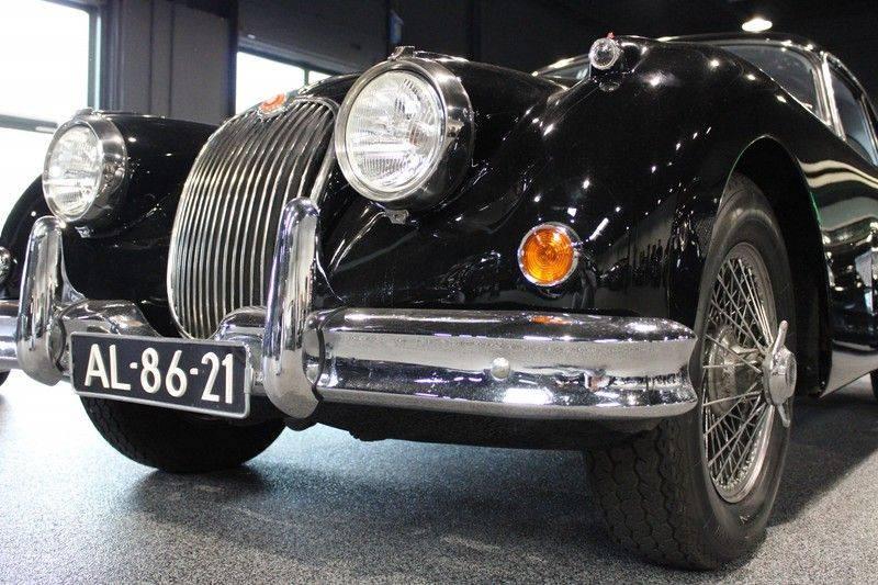 Jaguar XK 150 Coupe FHC XK 150 afbeelding 12