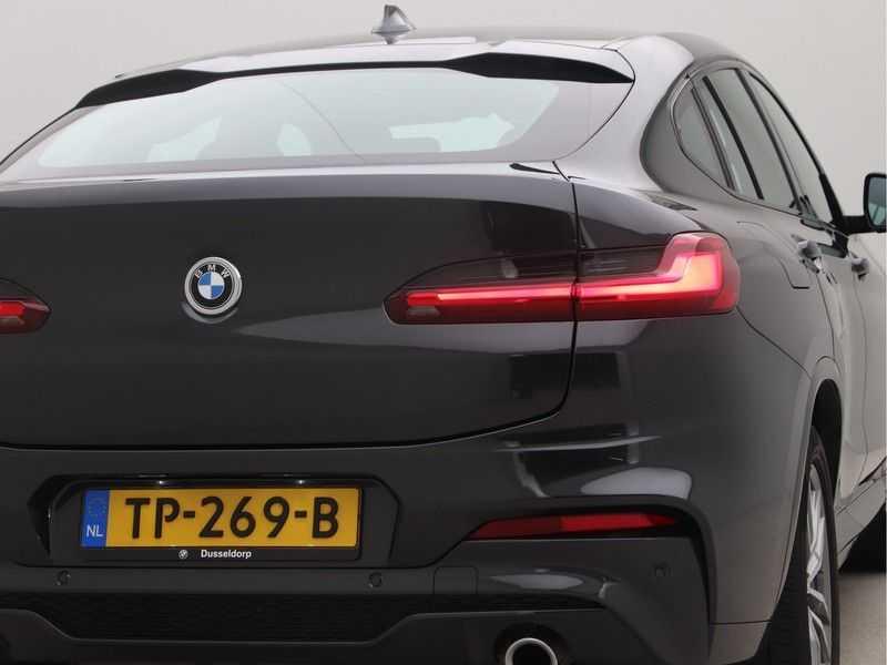 BMW X4 xDrive 20i High Executive M-Sport Automaat afbeelding 18