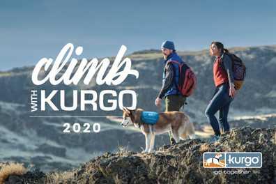 #ClimbWithKurgo Sweepstakes 2020