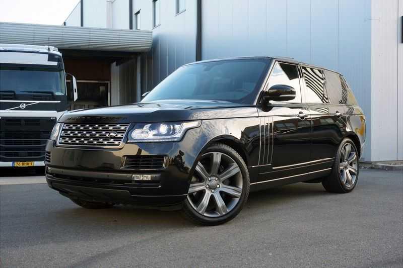Land Rover Range Rover 4.4 SDV8 SVAutobiography Black afbeelding 24