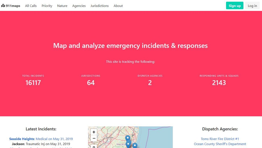 911maps is now open source!