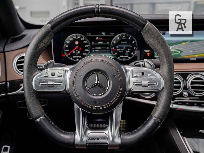 Mercedes-Benz S63-klasse 4Matic Lang 63 AMG 4Matic+ Lang Premium Plus afbeelding 12