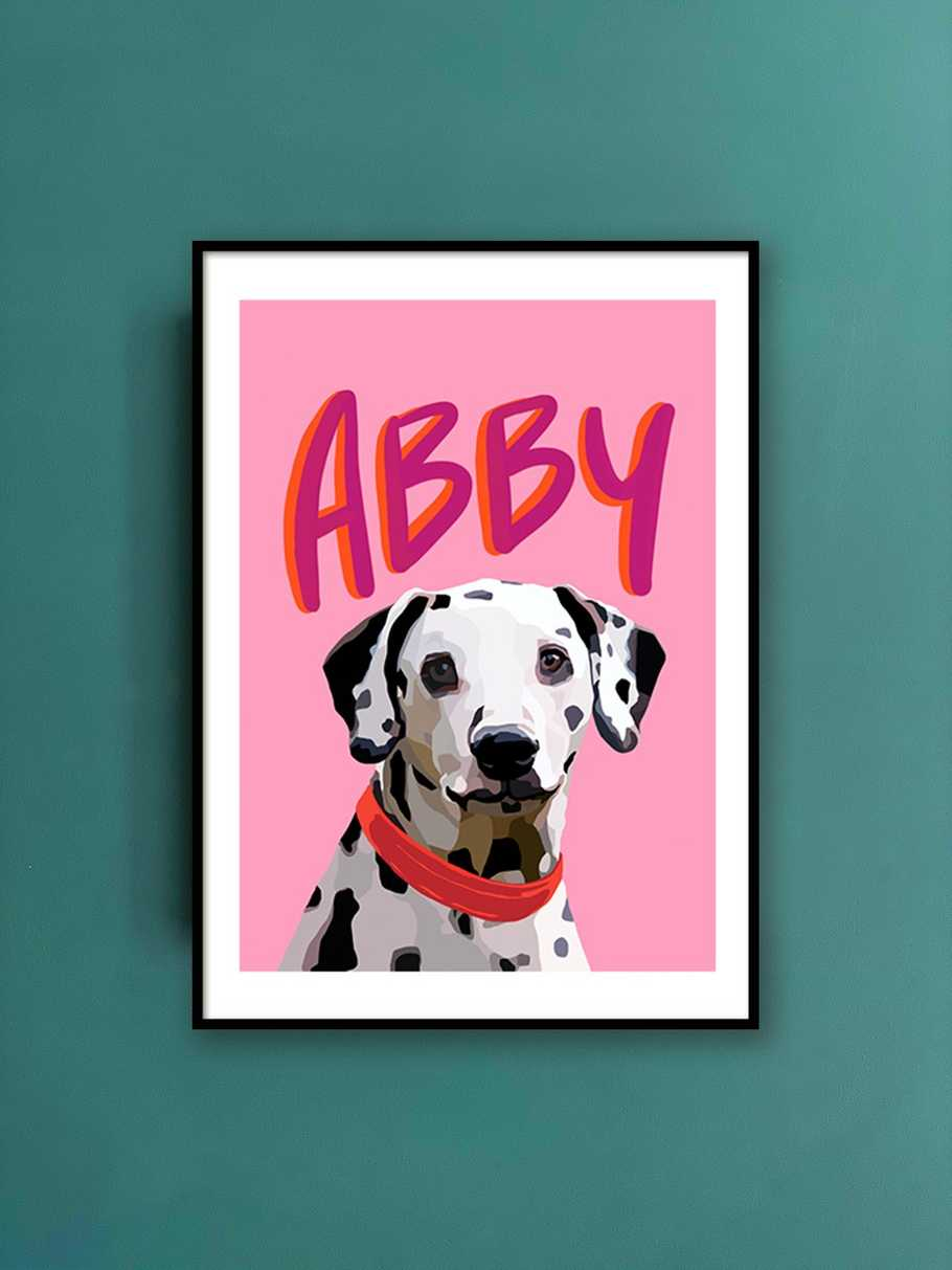 personalised-print-dog