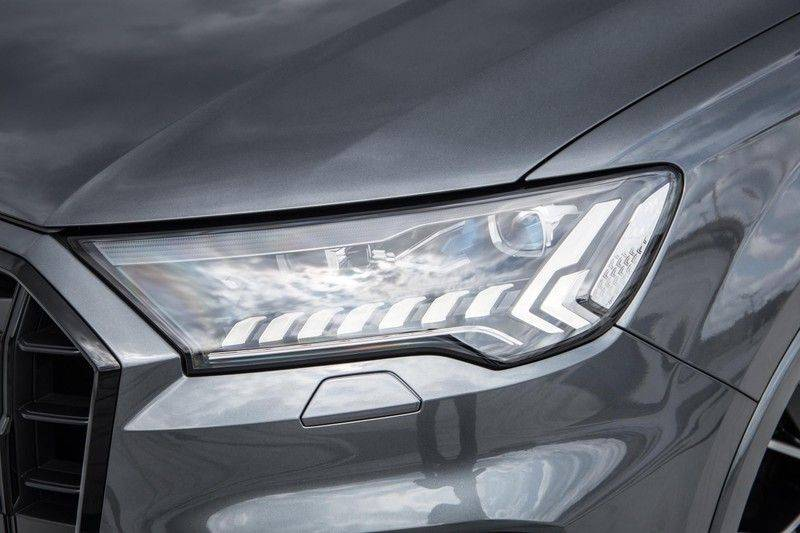 Audi SQ7 4.0 TFSI SQ7 quattro 7p 507PK | S-Line | Pano.Dak | 360 Camera | B&O Sound | Keyless-Entry | S-Sportstoelen | Assistentie Tour-City-Parking | 7 Persoons afbeelding 16