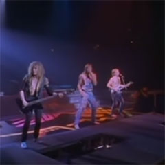 Def Leppard - Rock & Roll inductees from Sheffield, UK